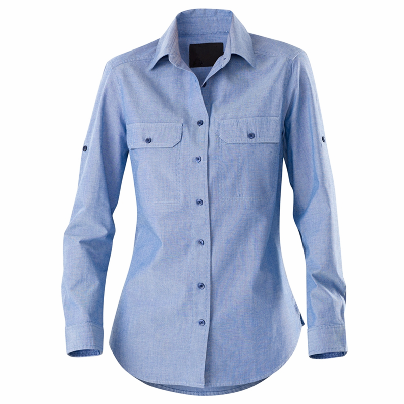 china custom work shirts gilr shirts women for wholesale