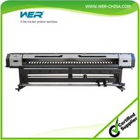hot selling 3.2m WER ES3202 digital printers, digital photo printing machine