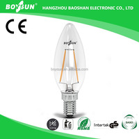 High Performance-Price 2W 3W COB C35 c35 lamps and filament lighting
