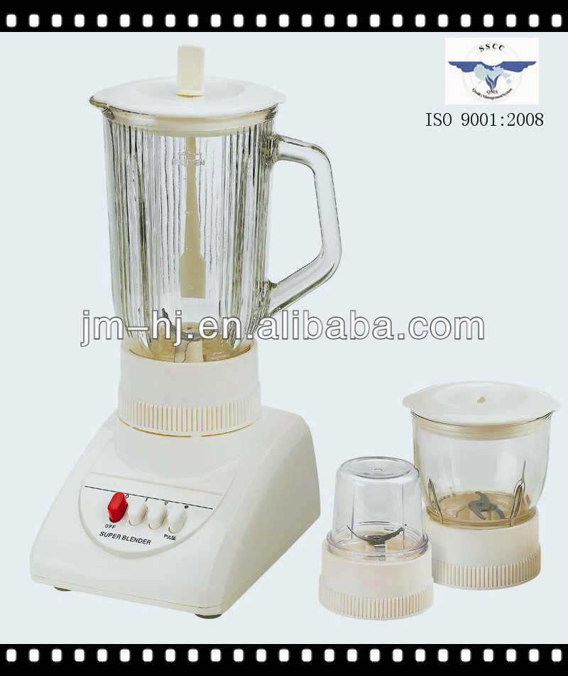 HOME APPLIANCE GLASS JAR BLENDER FOR