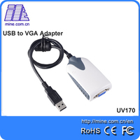 External USB Graphics Card for multi-monitors USB 3.0 to VGA