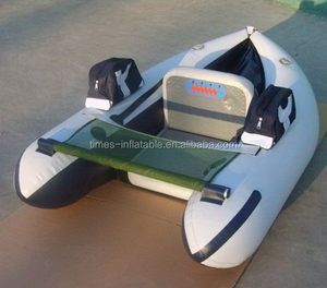Newest promotional inflatable pedalo boat