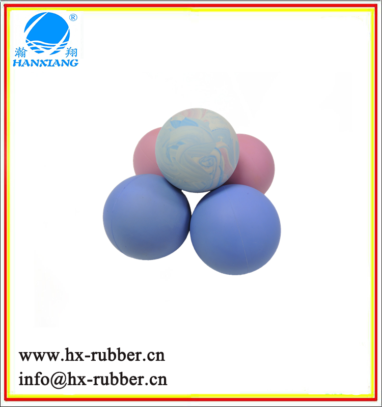 Best sale high silicone rubber bouncing ball kids toy /wholesales stress ball