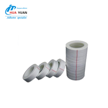 Sandblasting glass fabric tape