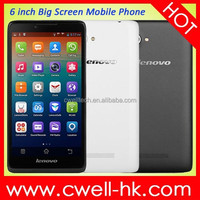 3G Lenovo Smartphones A889 WCDMA Celulares CellPhone MTK6582 Quad Core 1.3GHz 6 inch 960x540 1G RAM 8G ROM 8.0MP Android 4.2