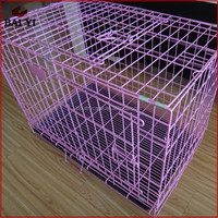 Dogs Application And Pet Cages Carriers Houses Types Dog Crate Dog Kennel