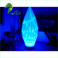 Wonderful LED Lighting Inflatable Cores , Inflatable Helium Light Bulb Balloons From Hongyi