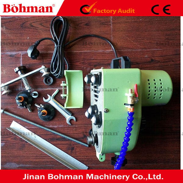 Portable manual small glass edging machine/Insulating Glass polishing Machinery