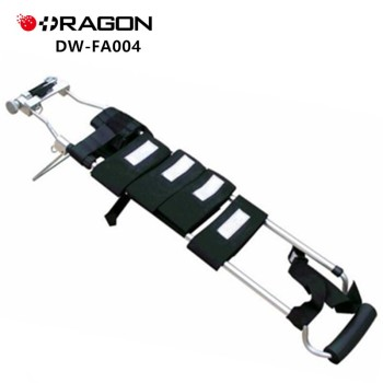DW-FA004 medical emergency rescue leg traction splint for adult