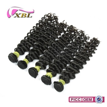 Virgin full cuticle factory price malaysian hair remy wavy weave