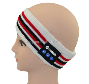 Hot Selling Wireless Bluetooth Sweatband Headphone From China