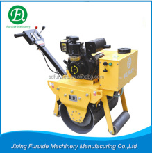diesel engine 325kg single drum vibrating handheld road roller (FYL-600C)