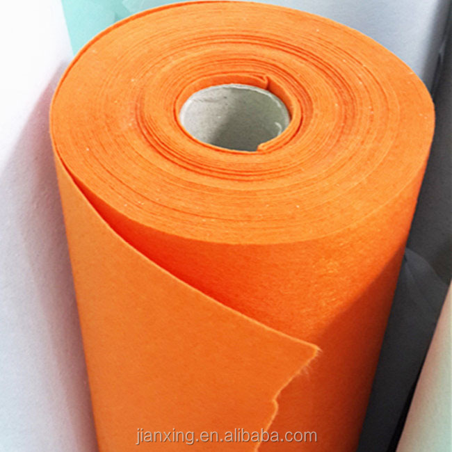 Factory wholesale nonwoven needle punch polyester felt
