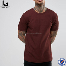 Dongguan city apparel mens clothing blank t shirts stretch cotton t shirt with your own design