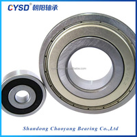deep groove ball bearing 6217-2RS/ZZ used in motercycle