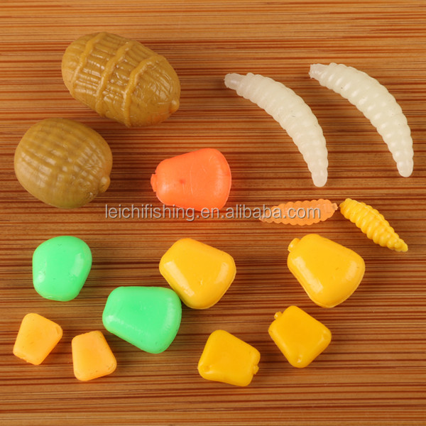 Carp fishing Artificial pop up corn