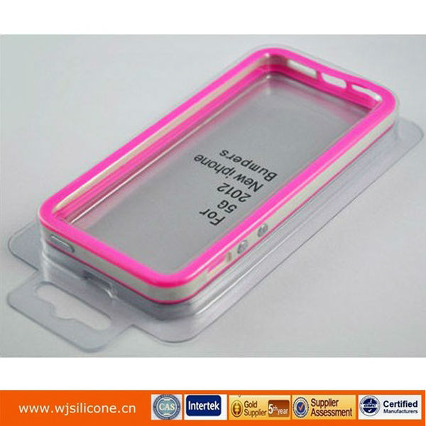 For iphone5 Bumper,Best-selling For iPhone 5 Bumper with Retail Package