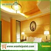 top level decorative metallic paint/buliding wall paint