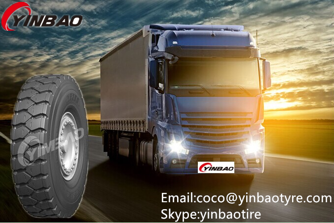 1000R20 18PR YB388 Chinese truck tyre
