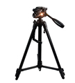 FOANT Aluminum Professional Lightweight Camera Tripod for iPhone, Cellphone,Digital SLR DSLR Video Cameras tripod
