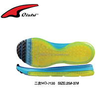 Very popular EVA shoe sole TPR outsole air cushion sole