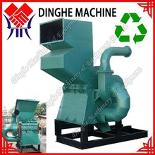 High efficiency electric aluminum can crusher