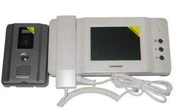 Commax Colour Video Door Phone with Outdoor Unit