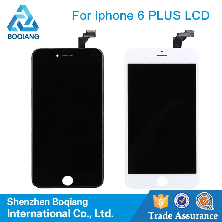 world best selling products top quality lcd screen for iphone 6 plus, for iphone 6plus phone unlocked touch panel