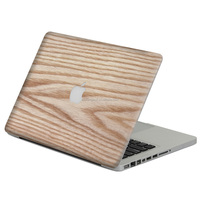 for macbook wood decal, for macbook wood skin sticker
