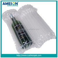 Made In China new product wine bottle air bubble plastic bag