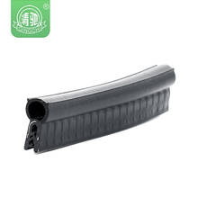 weather resistance flexible auto door rubber safety edge