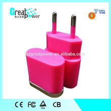 5v 3a wall charger adapter multiple usb wall charger greatpower universal travel adapter