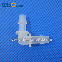 plastic quick elbow joint, tube fittings, elbow connector