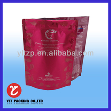 Gravure Printing Food Grade Eco Friendly and Customized Pet Food Plastic Packaging Bags