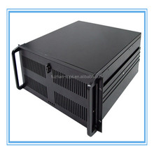 1 mm thickness steel rackmount 4U server case