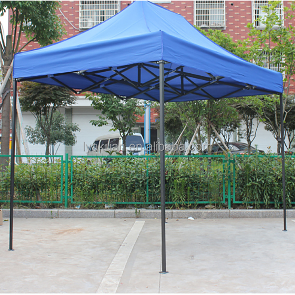 3x3m high quality big customized folding tent for trade show