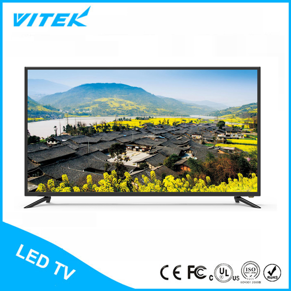 2017 Amazing led tv price big size 50 inch smart tv, UHD 4K smart television LED tv 55 65 75 inch