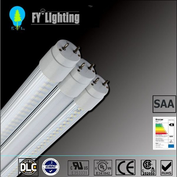 2014 UL cUL LED Glass Tube 120 lm/w 15W 18W 22W 1200MM