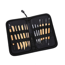 Amazon hot sale 13 pcs high quality plasticine toy tools for plasticine and polymer clay