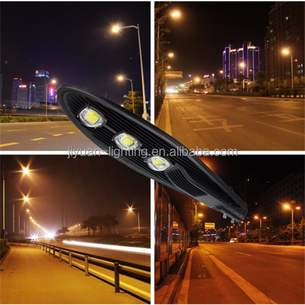 High Luminance 6000K 80w led street lights 110-130lm/w