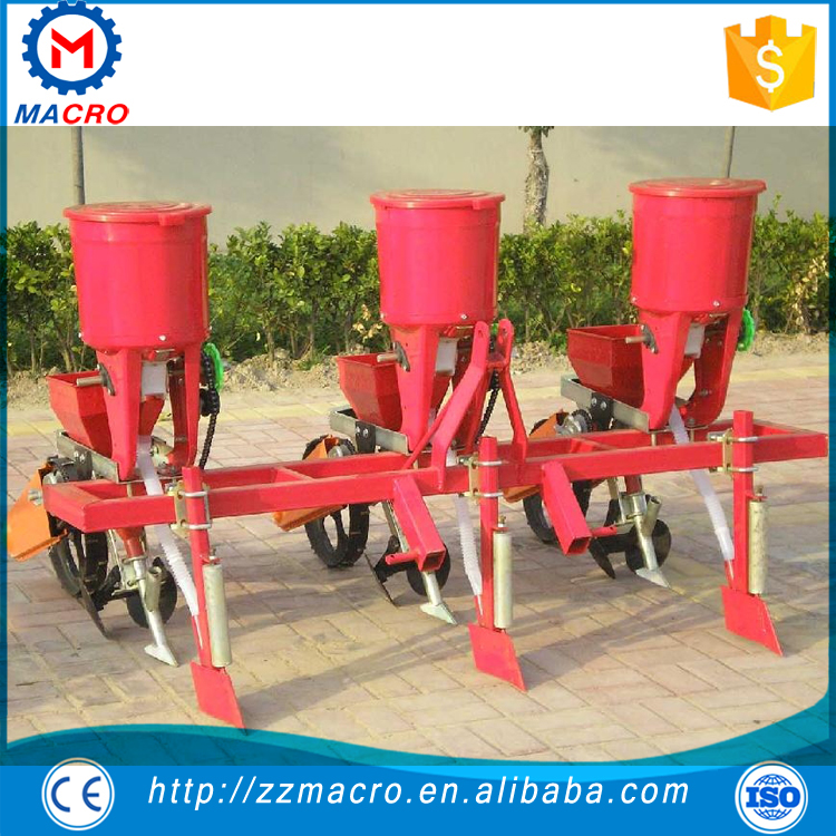 2 Rows Small Type Corn Planter With Factory Price Offered