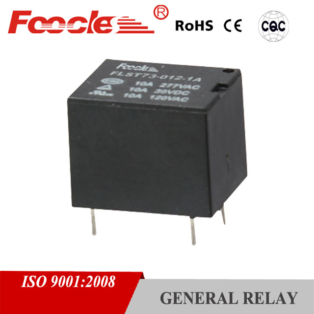 online shopping hong kong 12v 5pin mini pcb relay hjr-3ff-s-z