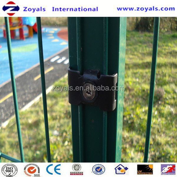 Manufacturer ISO9001 pvc welded wire mesh outdoor dog fence
