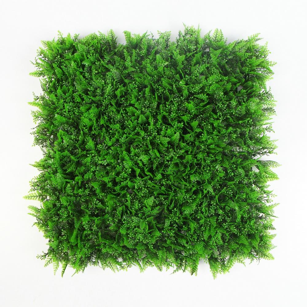 50*50cm Garden Ornamental Green Plastic Artificial Plant Shrub Bush Wall  For Decoration , Buy Artificial Plant Shrub Bush,Green Shrubs,Artificial
