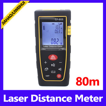 Laser tape measures rangefinder best laser measure 80M distance meter laser