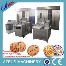 Automatic cookies snack production line/cookies biscuits forming machine