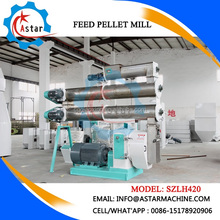 Factory Price Pellet Making Mill for Molasses For Animal Feed