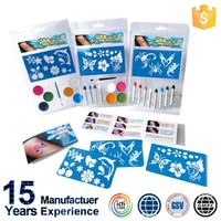 Guangdong Iso22716 Cosmetic Manufacturer Simple Face Paints Uk
