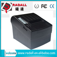 8220 80mm size pos thermal receipt 80 pos printer width with three ports USB + Ethenet + Serial support Android