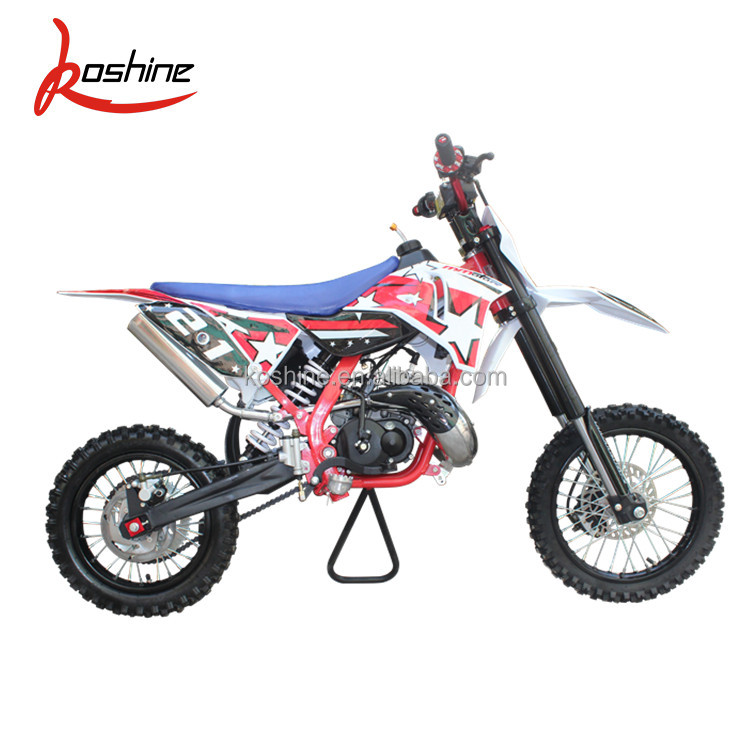 50cc New Condition 2 Stroke Air Cooled 9HP Racing Moto Pit Bike Dirt Bike